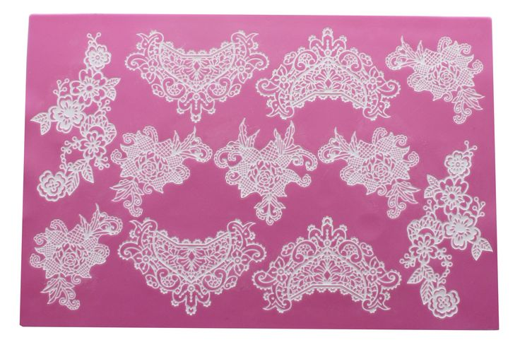 Sweet Lace large Cake Lace Mat