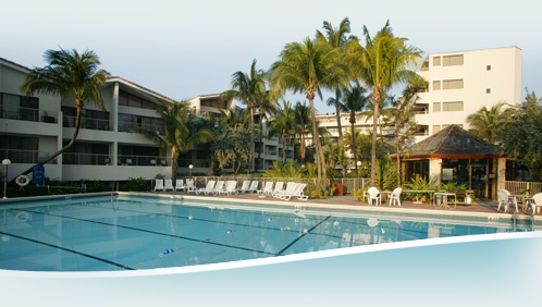 Miami Beach Hotel With Olympic Size Pool | Golden Strand In Sunny Isles Beach Florida
