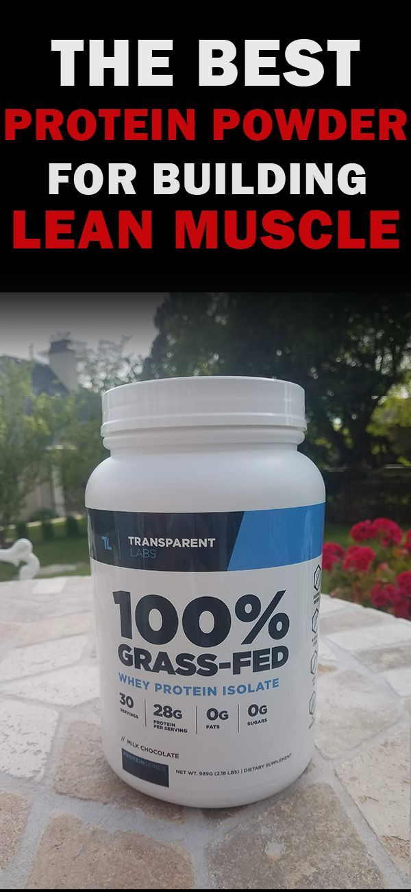 Transparent Labs 100 Grass Fed Whey Protein In Depth Review 2019 Grass Fed Whey Protein Best Protein Powder Best Protein