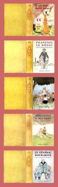 All about dollhouses and miniatures: Printables van boekomslagen, tijdschriften en kranten voor het poppenhuis