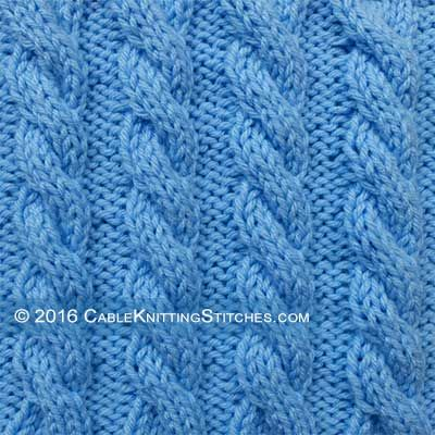 22 best images about Cable Knitting Stitches on Pinterest Moss stitch, Cabl...