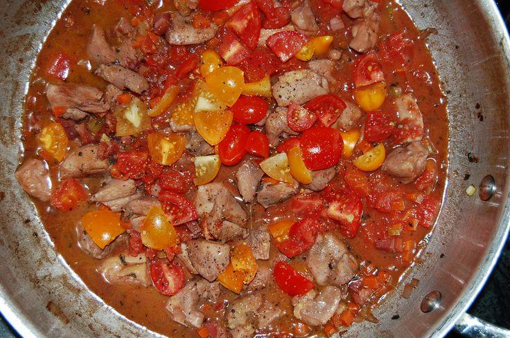 Sunday Chicken Ragu | Recipe