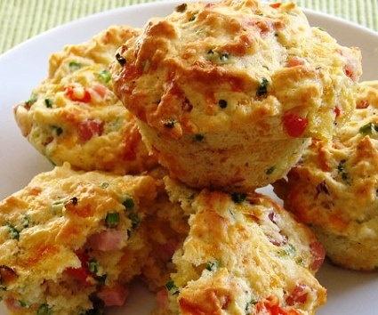 Muffins verduras y queso                                                                                                                                                                                 Más