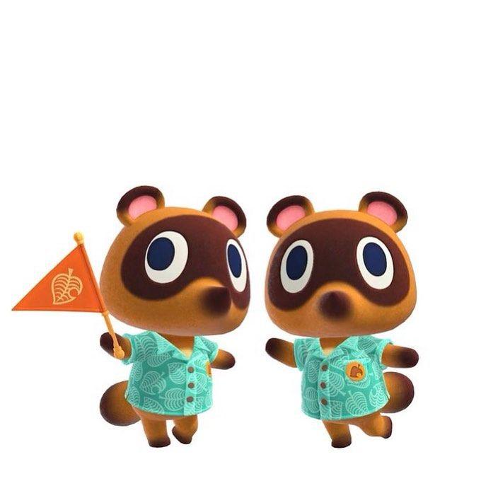 Coloriage Animal Crossing