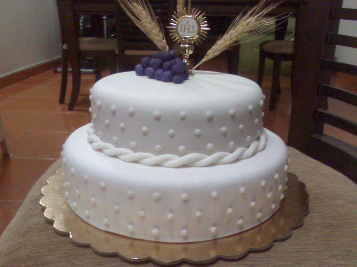 17 best images about comunion on pinterest mesas dessert tables and ideas para - Centros de mesa para primera comunion originales ...