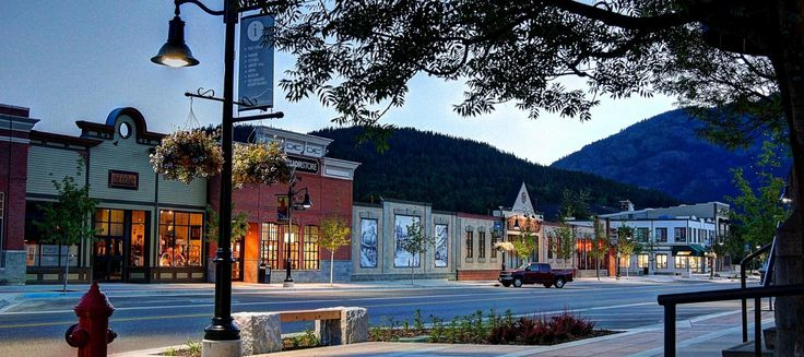 The beautiful historic city of Rossland acts as our host city for the Heritage BC Annual Conference 2015 The Main Thing this year.