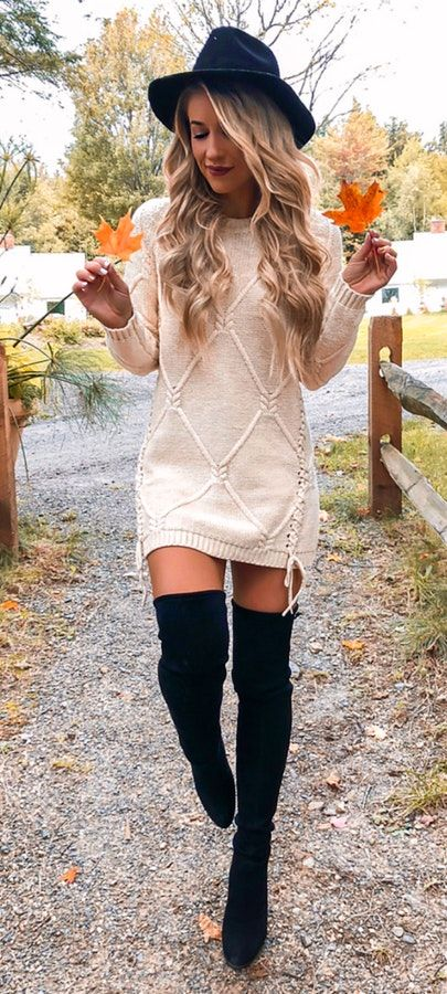 Fall Outfits and Winter Outfits to wear #fall #fallfashion #thanksgivingoutfits ... 15