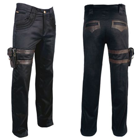 Six-shooter, ray-gun, or sonic screwdriver. Every pair of jeans should have a holster to keep your gear within reach,