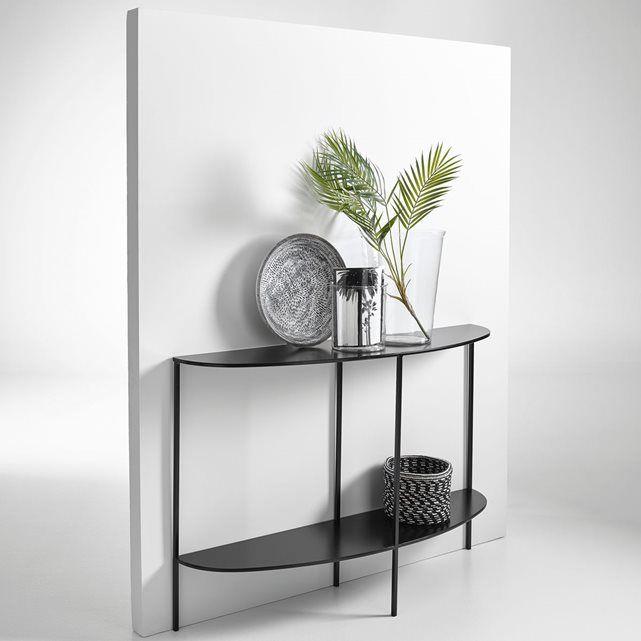 17 meilleures id es propos de console demi lune sur pinterest table en demi lune d corer. Black Bedroom Furniture Sets. Home Design Ideas