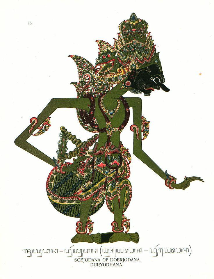 Wayang Mahabharata