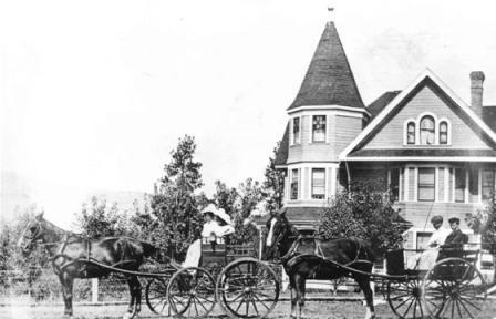 Cambell House Vernon BC