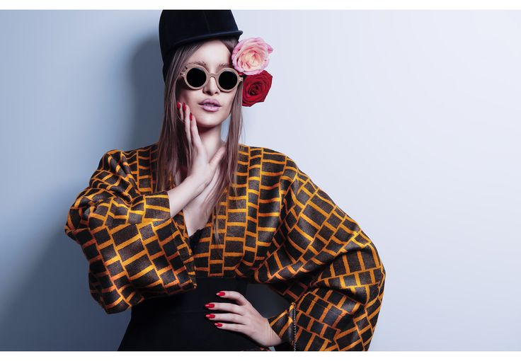 Iulia Albu - fashion editor / fashion blogger