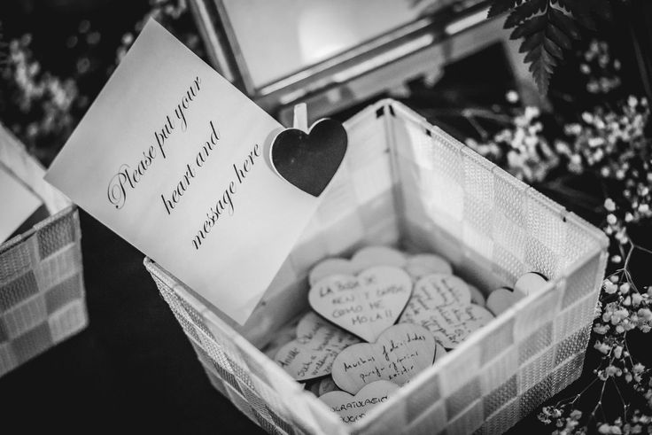 Love this!! Please put your heart and message here...could not have said it better! Great alternative to a Wedding Guest book.