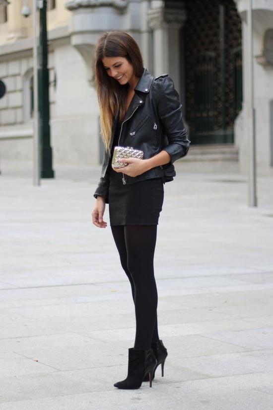 Dress rock style