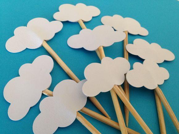 Toppers para decoracao de doces e cupcakes.  Alteramos cores  Confeccionados com tecnicas de scrapbook e com papel de alte qualidade.  Pedido Minimo de 20 unidades R$ 1,15