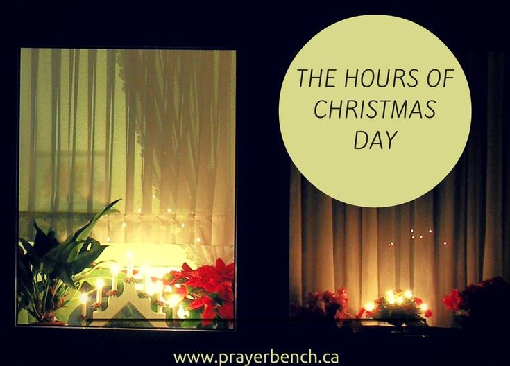 The Hours of Christmas (Free Resource)