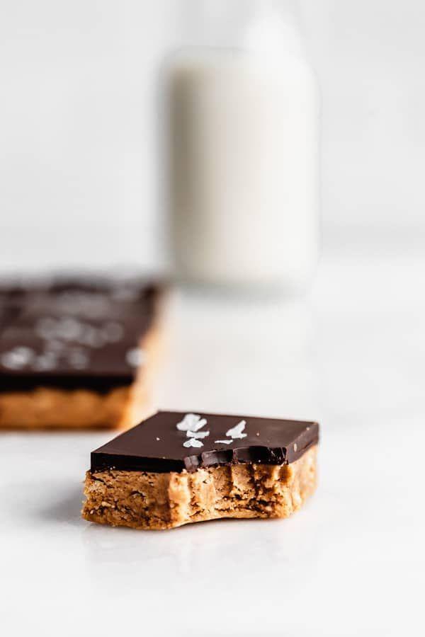 Peanut Butter Protein Bars Recipe Peanut Butter Protein Bars