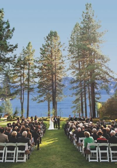 Hyatt Regency Lake Tahoe: http://www.stylemepretty.com/2015/05/07/hyatt-regency-lake-tahoe/