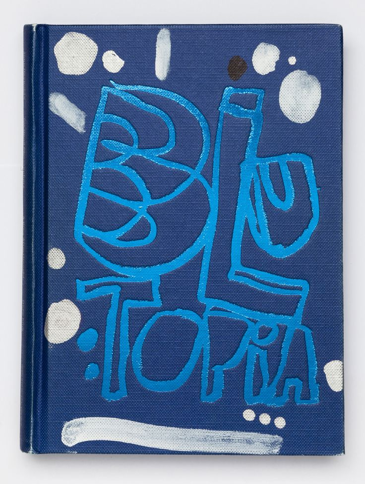 Blutopia John Reynolds collaboration with Laurence Simmons and HOME creative director Arch Macdonnell.