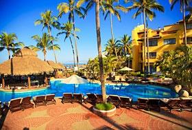 Hotel Plaza Pelicanos, Puerto Vallarta Jalisco - A sólo 5 min del centro y a 10 min del aeropuerto internacional, en la zona hotelera.