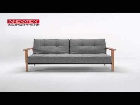 Innovation Living Frej Splitback Sofa Bed