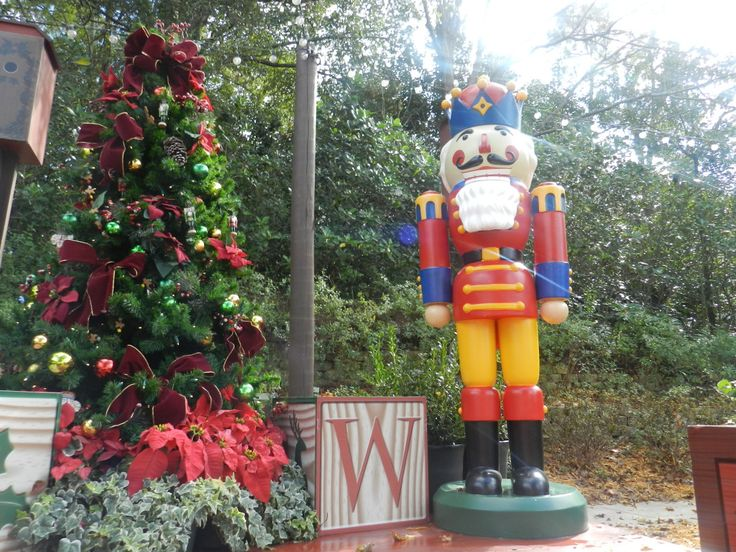 49 best Christmas: Theme Park Holiday Fun images on Pinterest ...