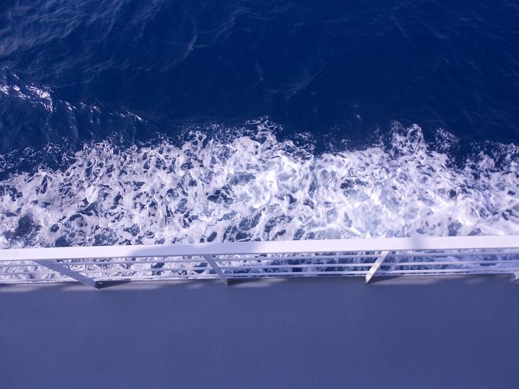 Waves off Argostoli