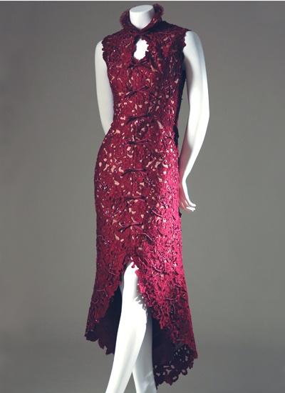 Olivia Couture Qi Pao dress