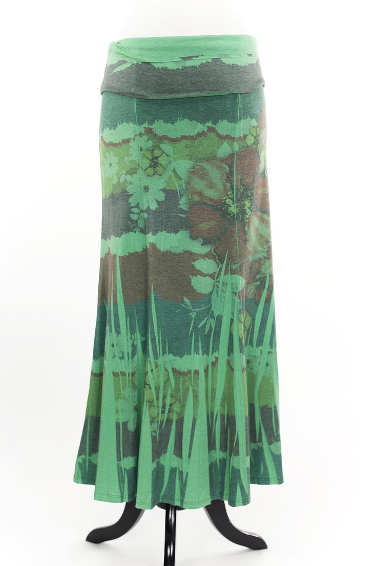 Bright Type 3 Colors- Bird of Paradise Skirt