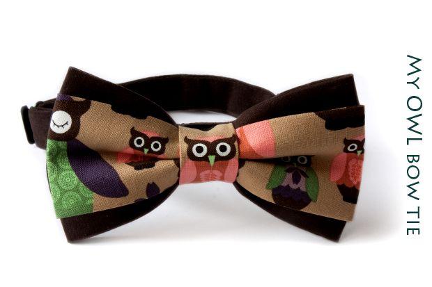 stoc epuizat MY OWL BOW TIE (57 LEI la papioane.papi.breslo.ro)