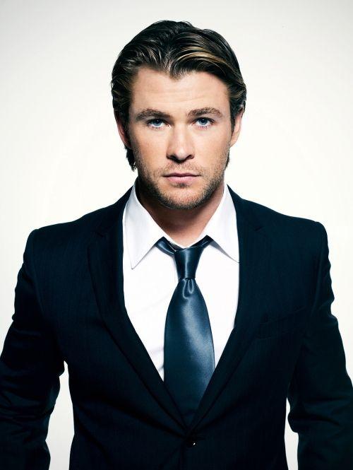 Chris Hemsworth. AkA: my future Husband.