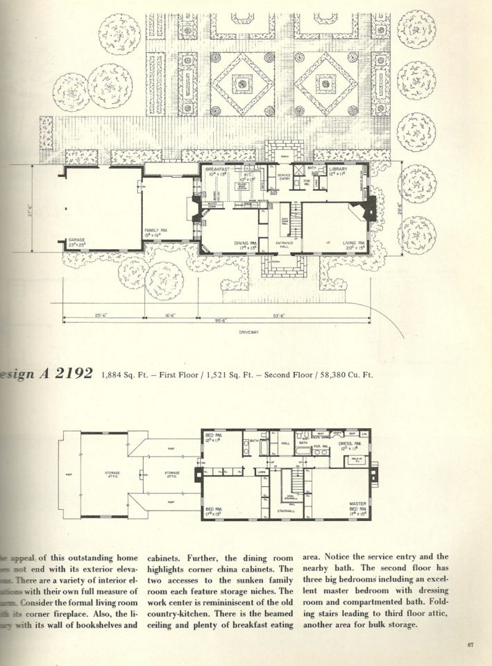 1890 1980 colonial revival pinterest 39 te hakk nda en iyi for Antique colonial house plans