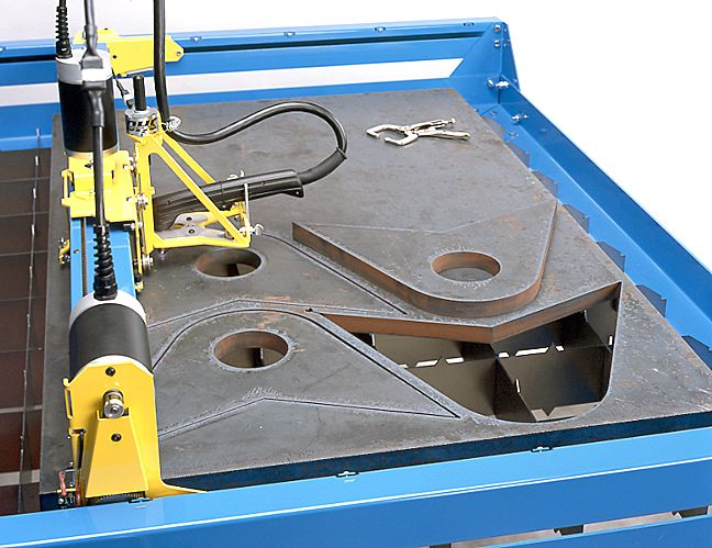 PlasmaCAM cutting Systems, CNC Plasma Cutting machine, CNC plasma table