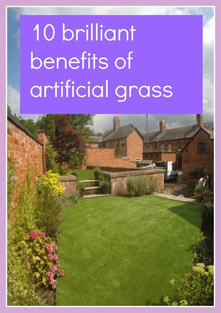 benefits of artificial grass?