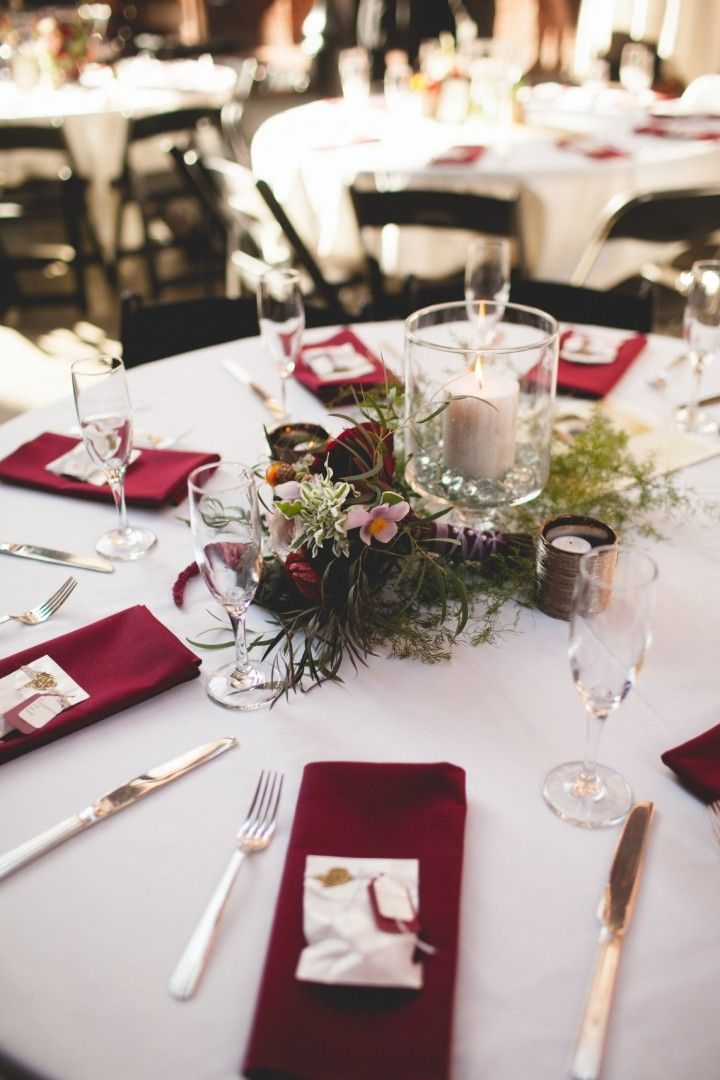Photo: Floataway Studios - wedding centerpiece