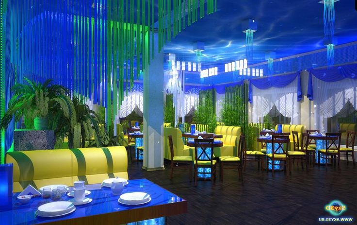 http://taizh.com/wp-content/uploads/2014/11/Wonderful-led-lighting-ceiling-with-white-blue-elegant-curtain-restaurant-window-and-dark-wooden-floor-also-green-dining-sofa.jpg