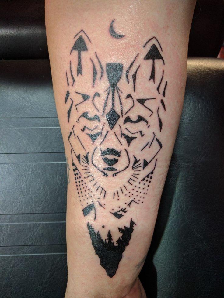 Tattoo done at Rainbow Tiger Tattoos at Downsview merchant market