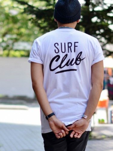 OAKLAND SURF CLUB Le Club tee https://etoffe.net/items/show/2004519