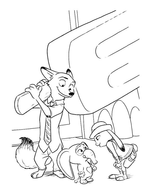 Disney Zootopia Coloring Pages Printable Free Coloring Sheets Zootopia Coloring Pages Disney Coloring Pages Disney Colors