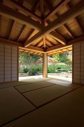 庭を眺める和室(知多の家) - その他事例|SUVACO(スバコ)
