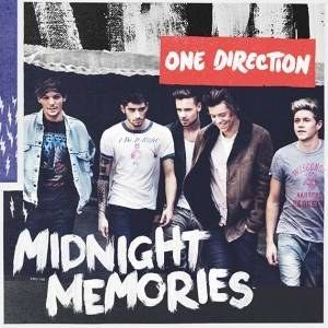 "I got ""Midnight Memories""! Which One Direction Album Are You?"