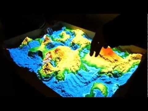 ▶ Weird Arts Multimedia - AR Pískoviště BRMLAB - Náplavka (17.11.2012) - YouTube
