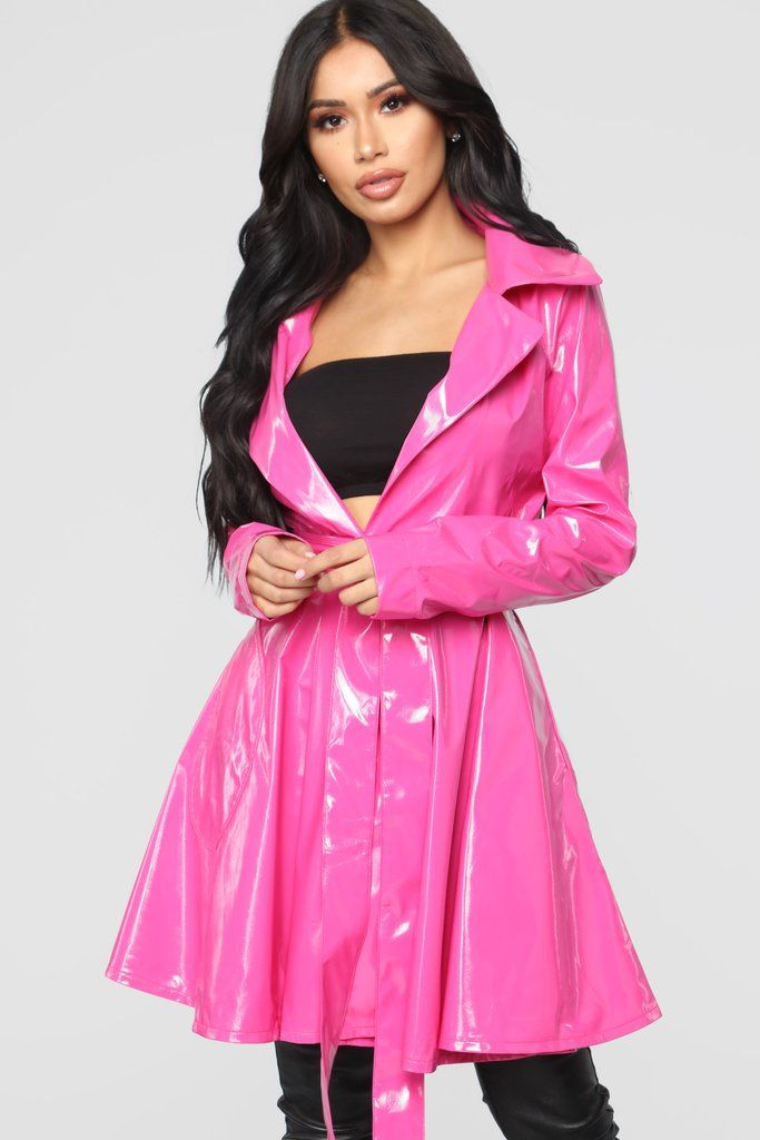 80a9ad0823b7d Spontaneous Thoughts Jacket - Pink