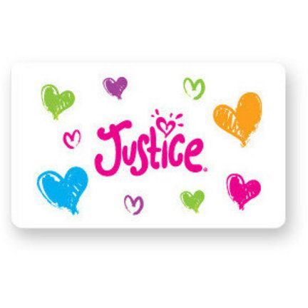 Justice Clothing ! This reminds me of  @denise grant rwkenowski- #Iloveyougirls ! :)