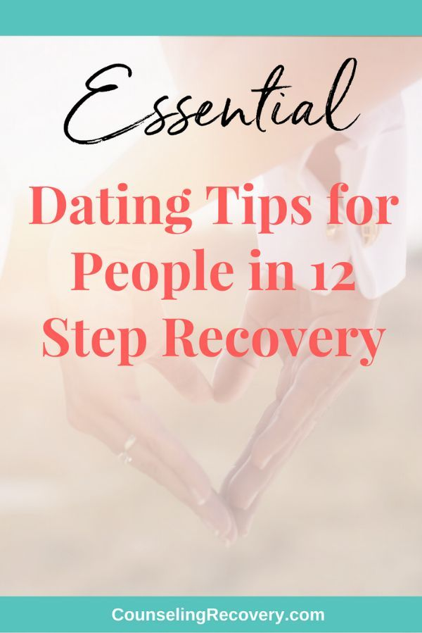 dating a recovering codependent