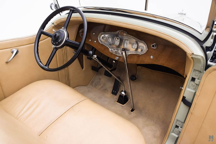 1929 stutz blackhawk roadster