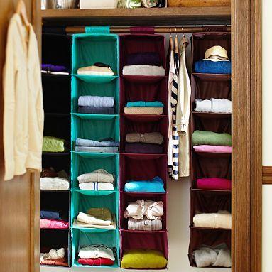 closet organizerDorm Room, Closets Organic, Gift Ideas, Organizations, Closets Storage, Small Spaces, Bedrooms Ideas, Linens Closets, Closets Spaces