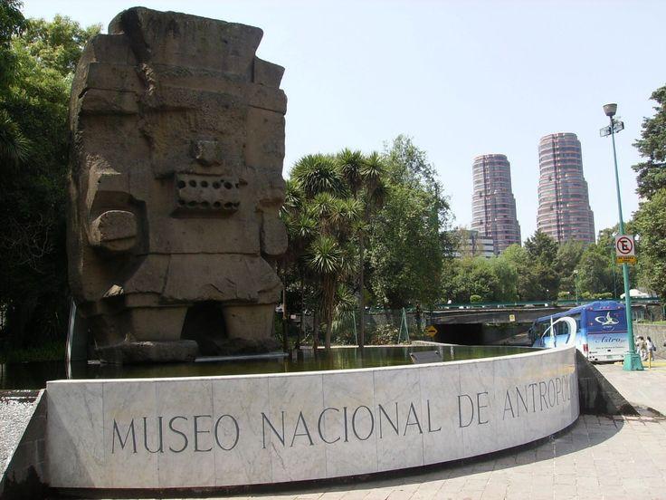 Tlaloc, Museo Nacional de Antropologia e Historia, Ciudad de Mexico.
