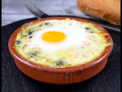Vídeo receta de los huevos a la florentina. Una delicia | Cocina