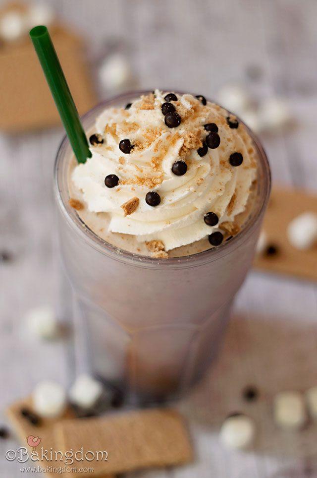 S'more-Frappuccino @Mallory Puentes Martensen